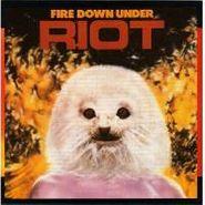 Riot, Fire Down Under (CD)