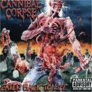 Cannibal Corpse, Eaten Back To Life (CD)
