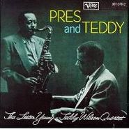 Lester Young, Pres and Teddy (CD)