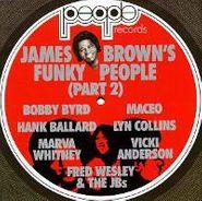 James Brown, James Brown's Funky People (Part 2) (CD)