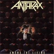 Anthrax, Among The Living (CD)