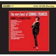 Connie Francis, Very Best Of Connie Francis [Audiophile Gold Disc] (CD)