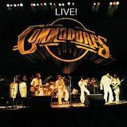 The Commodores, Live! (CD)