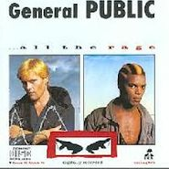 General Public, All The Rage (CD)