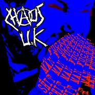 """Chaos UK, Shit Man Fucker! (7"""")"""