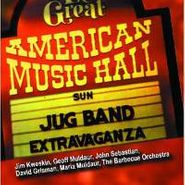 Various Artists, Jug Band Extravaganza (CD)