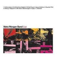 Mats/Morgan, Live (CD)