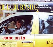 R.L. Burnside, Come On In (CD)