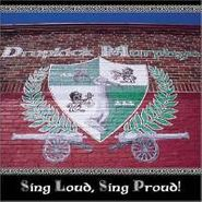 Dropkick Murphys, Sing Loud, Sing Proud! (CD)