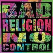 Bad Religion, No Control (CD)