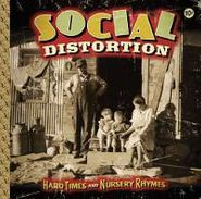 Social Distortion, Hard Times & Nursery Rhymes [Green Vinyl w/Poster] [RECORD STORE DAY] (LP)