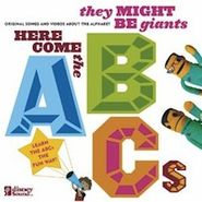 They Might Be Giants, Here Come The ABCs (CD)