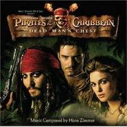 Hans Zimmer, Pirates of the Caribbean: Dead Man's Chest [Score] (CD)