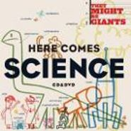 They Might Be Giants, Here Comes Science (CD)