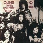 "Queen, Keep Yourself Alive (7"")"