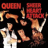 Queen, Sheer Heart Attack (CD)