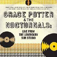 Grace Potter & The Nocturnals, Live From The Legendary Sun Studio [RECORD STORE DAY] (CD)