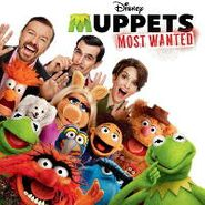 Various Artists, Muppets Most Wanted [OST] (CD)