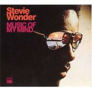 Stevie Wonder, Music Of My Mind (LP)