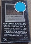 Lightnin' Hopkins, Down South Summit Meeting (Cassette)