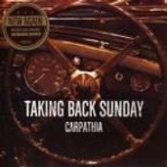 """Taking Back Sunday, Carpathia/Catholic Knees (Live) (7"""")"""