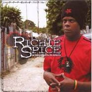 Richie Spice, In The Streets Of Africa (CD)