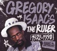 Gregory Isaacs, The Ruler 1972-1990: Reggae Anthology  (LP)