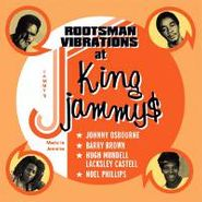 Johnny Osbourne, Rootsman Vibrations At King Jammy$ (CD)