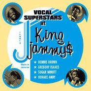 Dennis Brown, Vocal Superstars At King Jammy$ (CD)