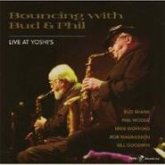 Bud Shank, Bouncing With Bud & Phil- Live at Yoshi's (CD)