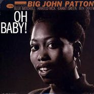 John Patton, Oh Baby (LP)