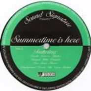 """Theo Parrish, Summertime Is Here (12"""")"""