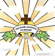 Various Artists, The Gospel According To Budgie II (CD)