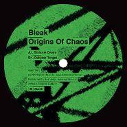 """Bleak, Origins Of Chaos (12"""")"""