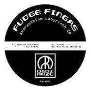 """Fudge Fingas, Amaranthine Labyrinth EP (12"""")"""