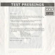 "Demdike Stare, Testpressing #005 (12"")"