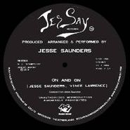 """Jesse Saunders, On & On (12"""")"""