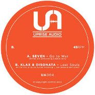 "Various Artists, The Uprising EP [ 2 × 12""s ] (12"")"