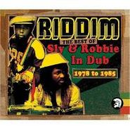Sly & Robbie, Riddim The Best of Sly & Robbie in Dub 1978 to 1985 (CD)