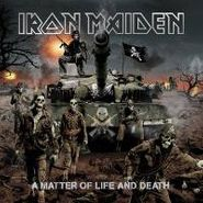Iron Maiden, A Matter Of Life And Death (CD)