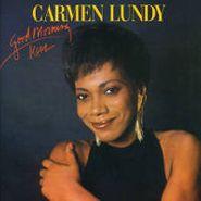 Carmen Lundy, Good Morning Kiss (CD)