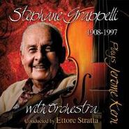 Stéphane Grappelli, Plays Jerome Kern With Orchestra (CD)