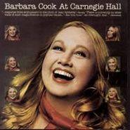 Barbara Cook, Live At Carnegie Hall (CD)