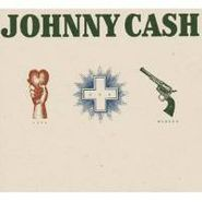Johnny Cash, Love, God, Murder (CD)
