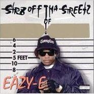 Eazy-E, Str8 Off Tha Streetz Of Muthaphukkin Compton  (CD)