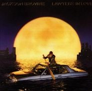 Jackson Browne, Lawyers In Love (CD)
