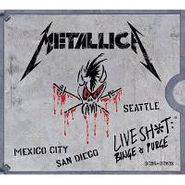 Metallica, Live Shit: Binge & Purge (CD & DVD)