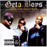 Geto Boys, Foundation (CD)