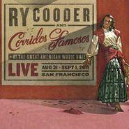 Ry Cooder, Live In San Francisco (LP)