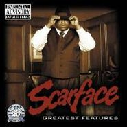 Scarface, Greatest Features (CD)
